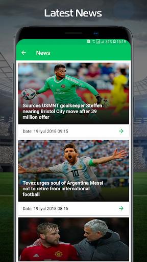 Football.Biz Live Score 2.0.2 Screenshots 8
