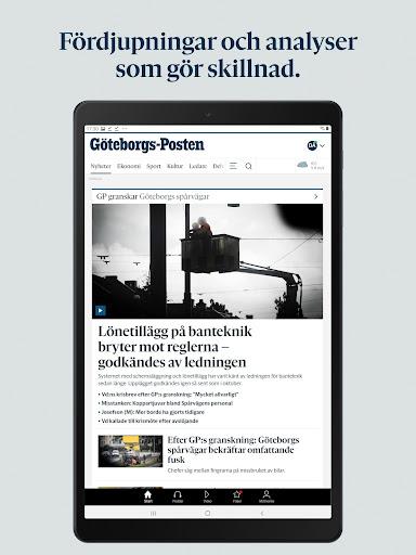Göteborgs-Posten  screenshots 8