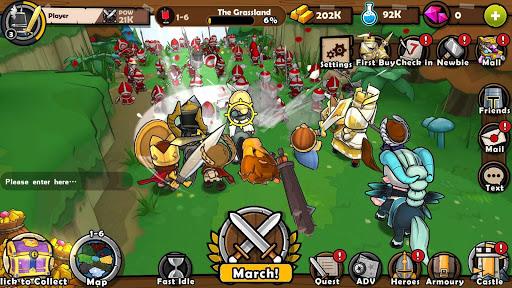 Mini Warriors 2.6.0 screenshots 4