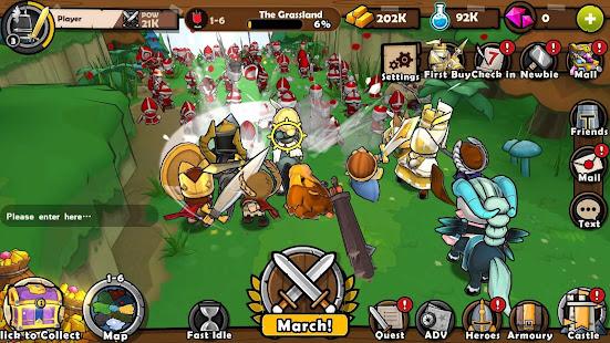 Mini Warriors screenshots 4