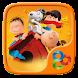 Snoopy GO Launcher Theme