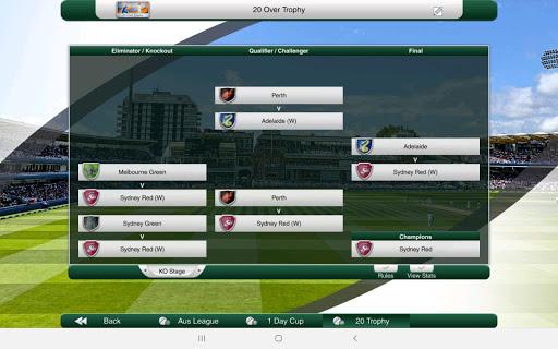 Cricket Captain 2020 1.0 Screenshots 13