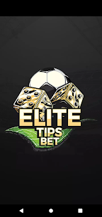 Elite Tips Bet v1.0.1 MOD APK (VIP Unlocked) 1