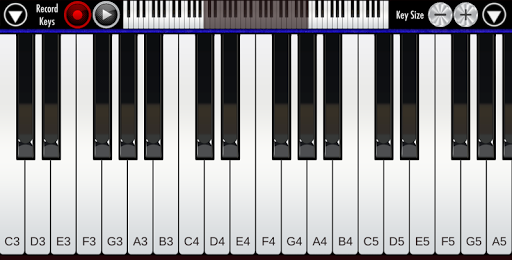 Real Piano 1.18 screenshots 5