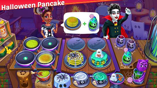 Halloween Cooking : Restaurant & Cooking Games 1