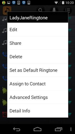 Ringtone Maker - MP3 Cutter  screenshots 6