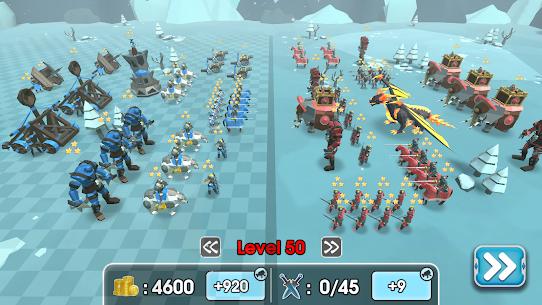 Baixe o Mod Apk do Epic Battle Simulator 2 5