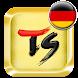 ドイツ語for TSキーボード