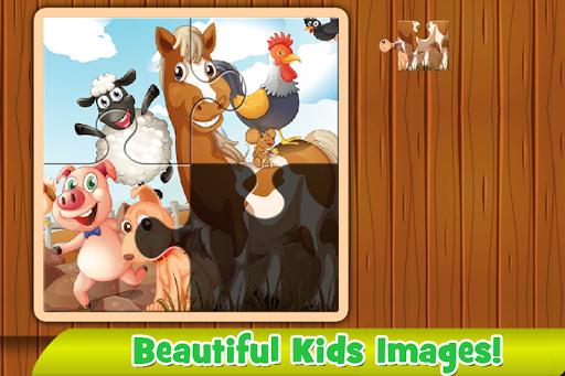 Fun Kids Jigsaw Puzzles for Toddlers apkdebit screenshots 12