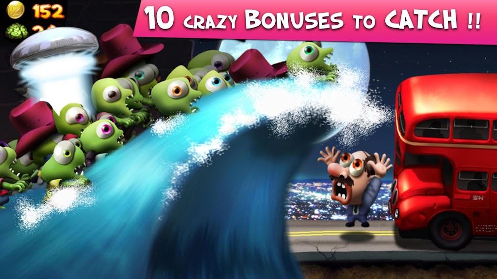 Zombie Tsunami poster 12