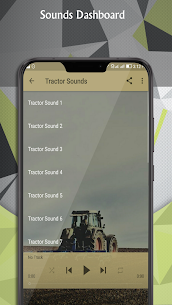 Tractor Sounds  Apps For Pc – (Free Download On Windows 7/8/10/mac) 2