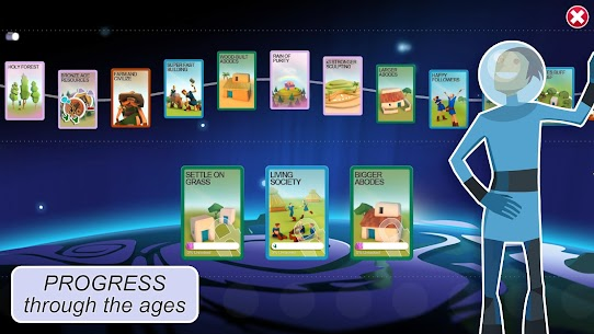 Godus MOD APK Download (Unlimited Gems & Belief) For Android 4