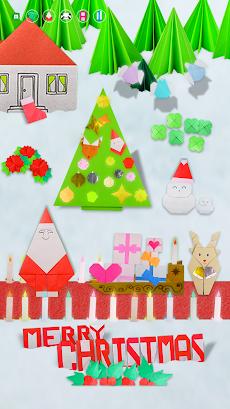 クリスマスおりがみのおすすめ画像2