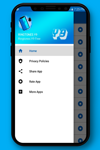 Imágen 5 de Tonos De Y9 2019 Para Celular LLamada Gratis Nuevo para android