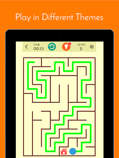 Maze Puzzle 1.1.2 screenshots 9