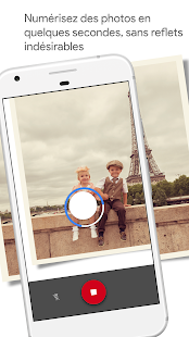 PhotoScan, par Google Photos Capture d'écran