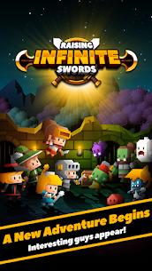 Raising Infinite Swords Mod Apk (God Mode/Unlimited Boxes) 1