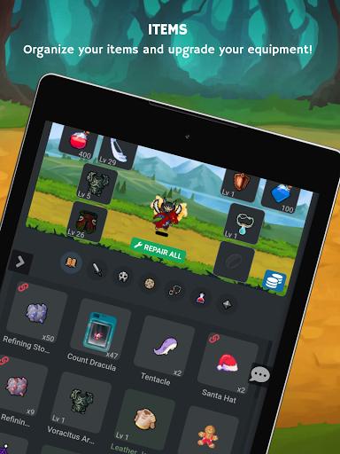 Mana Storia - Simple Browser MMORPG (Beta) 1.3 screenshots 16