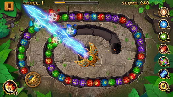 Jungle Marble Blast 2.8.7 Screenshots 1