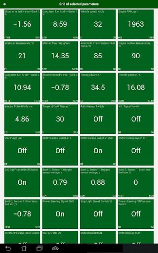 MotorData OBD Car Diagnostics. ELM OBD2 scanner 1.20.12.781 Screenshots 10