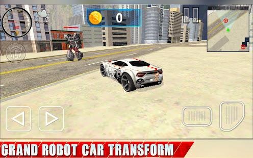 Car Robot Transformation 19: Robot Horse Games 2.0.7 Screenshots 5