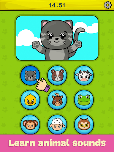 Baby phone - games for kids 1.45 Screenshots 7