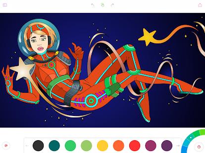 Drawing Desk Draw Paint Color Doodle & Sketch Pad 5.8.7 Screenshots 11