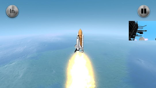 Space Shuttle – Flight Simulator 0.2 Mod Apk [Newest Version] 2