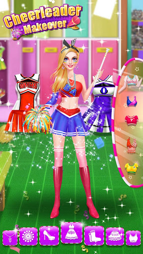 ud83cudfc0ud83dudc67ud83dudc83Cheerleader Dressup - Highschool Superstar 2.6.5026 screenshots 14