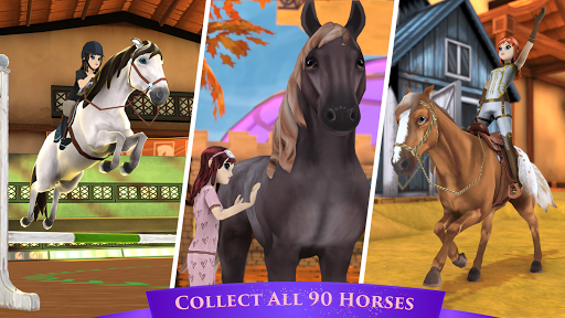 Horse Riding Tales - Ride With Friends 850 screenshots 8