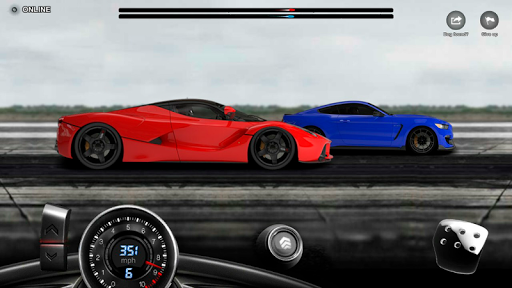 tuner life online drag racing screenshot 1