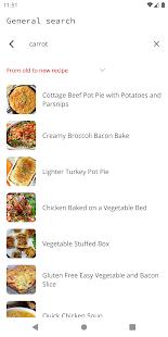 Easy Recipes 6.11 APK screenshots 6