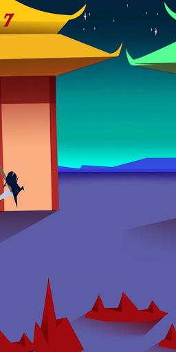 Ninja Hero: Rope Escape  screenshots 2