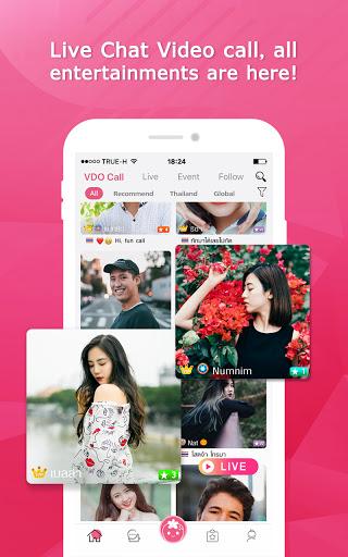 CallPlay - Date Chat Call Live apktram screenshots 1
