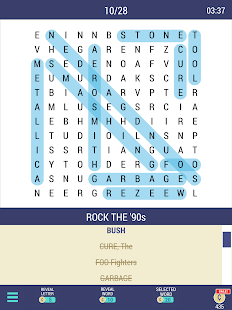 Daily POP Word Search