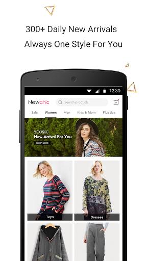 Newchic - Fashion Online Shopping  screenshots 1