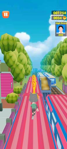 Subway Train Tracking Surf Run 1.0.4 screenshots 6