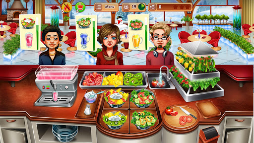 Cooking Fest : The Best Restaurant & Cooking Games 1.44 screenshots 9