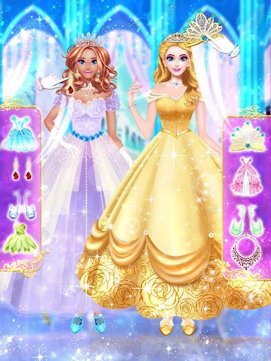 Princess dress up and makeover games 1.3.7 Screenshots 9