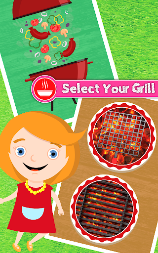 Barbecue charcoal grill - Best BBQ grilling ever 1.0.5 screenshots 12