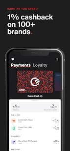 Curve - Get more from your banks Screenshot