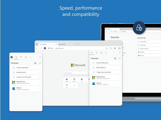 Microsoft Edge Canary apktram screenshots 3