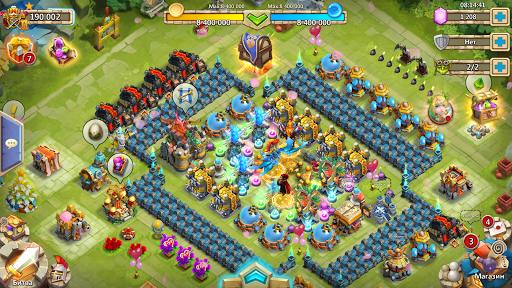 Castle Clash: u0421u0445u0432u0430u0442u043au0430 u0413u0438u043bu044cu0434u0438u0439 screenshots 7