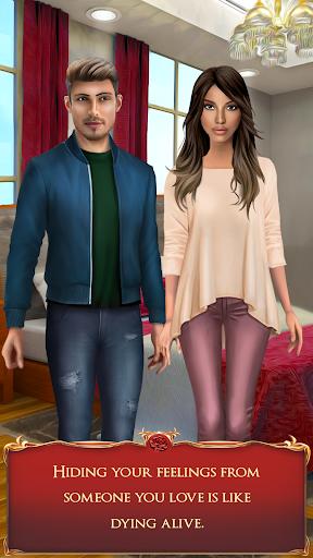 Magic Red Rose Story -  Love Romance Games 1.21-googleplay screenshots 6
