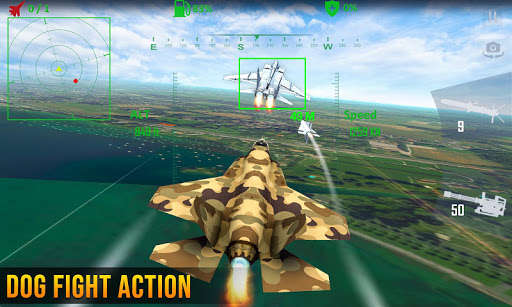 Fighter Jet Air Strike - New 2020, with VR 7.8.8 screenshots 3