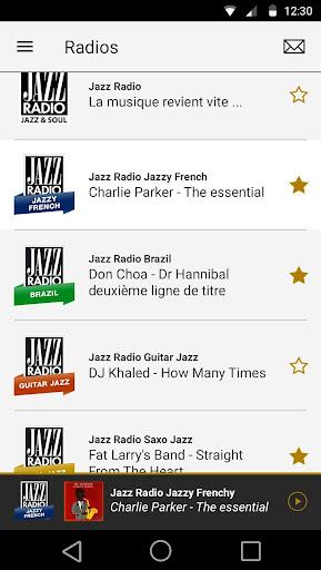 Jazz Radio  screenshots 1