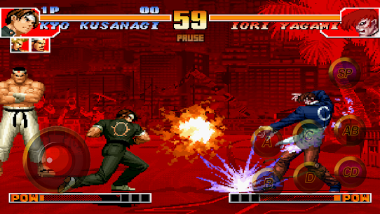 Baixar THE KING OF FIGHTERS '97 Apk Última Versão 2021 5