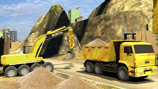 hill city road construciton screenshot 1