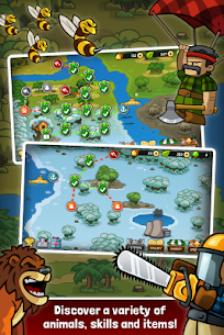 Lumberwhack: Defend the Wild For Pc – Free Download For Windows 7, 8, 8.1, 10 And Mac 2