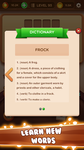 Word Connect - Free Word Collect 0.1.42 screenshots 6